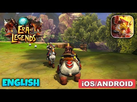 ERA OF LEGENDS - ANDROID / iOS GAMEPLAY