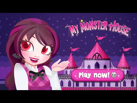 My Monster House - Doll House & Decoration Game for iPhone and Android