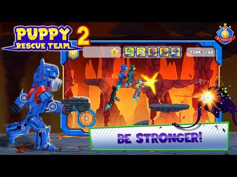 Puppy Rescue Patrol Adventure Game 2 Android Gameplay