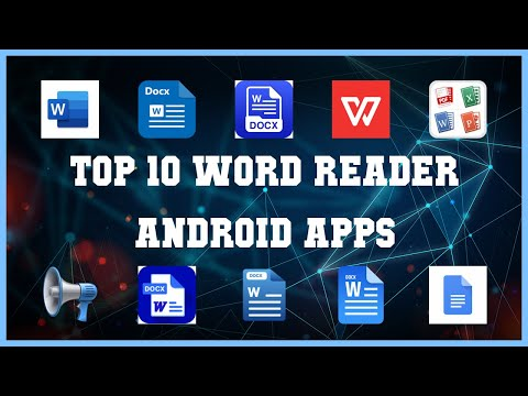 Top 10 Word Reader Android App | Review