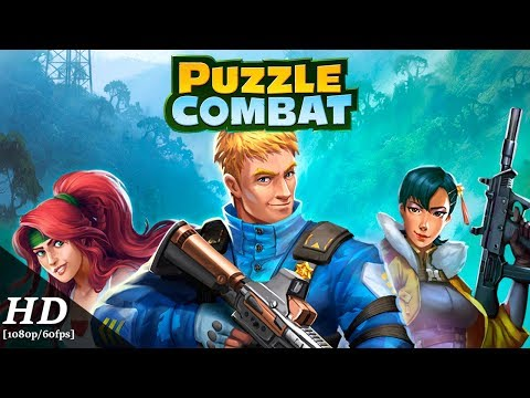 Puzzle Combat Android Gameplay [60fps]