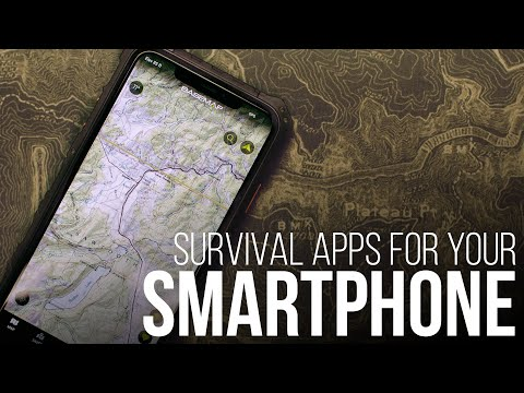 Survival Apps for your Smartphone