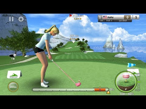 Golf Star (by Com2uS) Android Gameplay [HD]