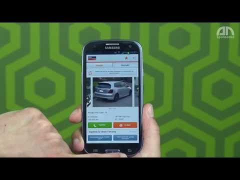 video review of AutoScout24