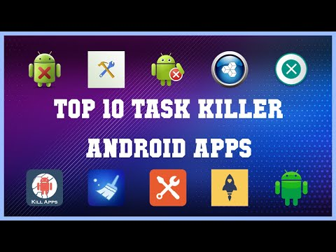 Top 10 Task Killer Android App | Review