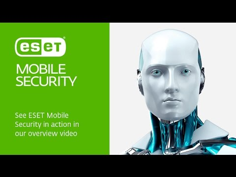 video review of ESET Mobile Security & Antivirus