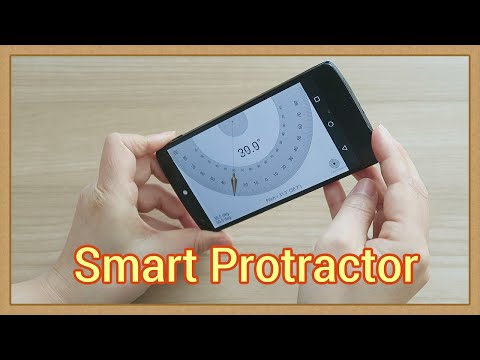 video review of Smart Protractor