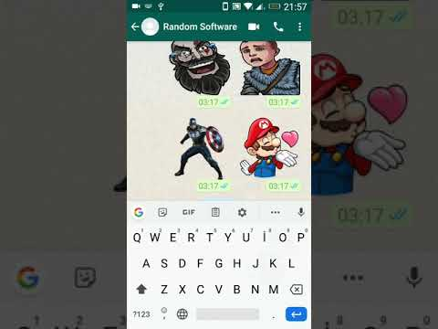 New Best & Funny Wastickerapps Stickers 2019