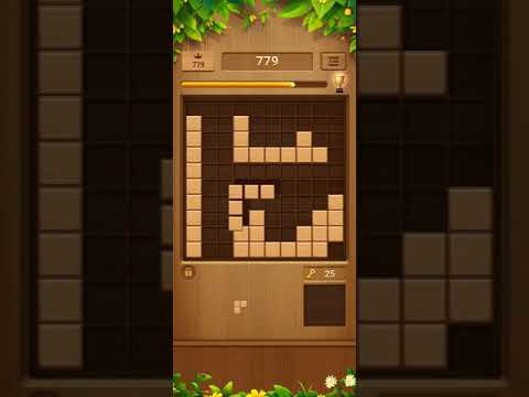 [Android] Wood Block Puzzle - Free Classic Block Puzzle Game - Beetles Games Studio