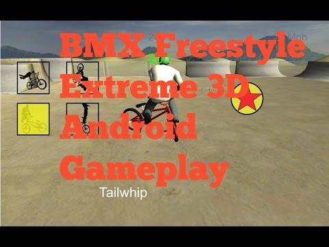 THIS IS THE MOST CRINGY VIDEO EVER!!! | BMX Freestyle Extreme 3D Android Gameplay