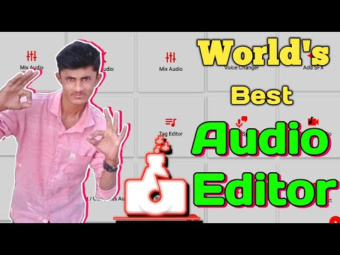 🔴 | Best Audio Editing App For 2021 | Best Audio Editor With All Features #technicalbatchit 🔥