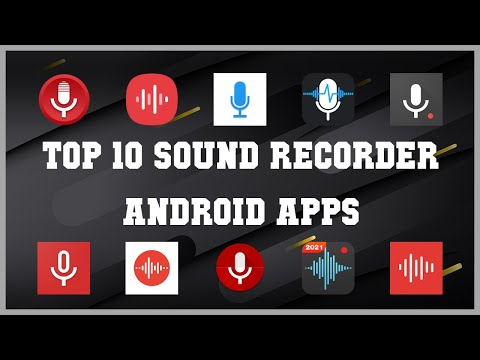 Top 10 Sound Recorder Android App | Review