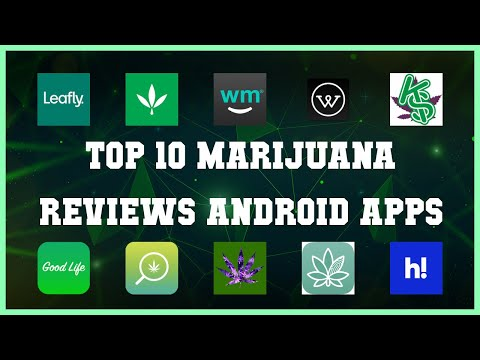 Top 10 Marijuana Reviews Android App | Review