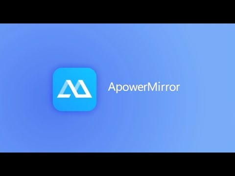 ApowerMirror - Best Screen Mirroring and Controlling App