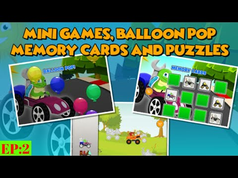 Fun Kids Cars - Best Android Gameplay 2020 - Kids Games, EP:[2]