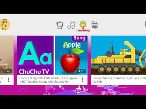 video review of YouTube Kids