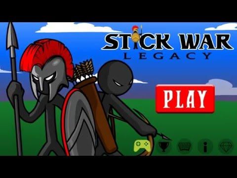 Stick War: Legacy Android Gameplay HD Part 1