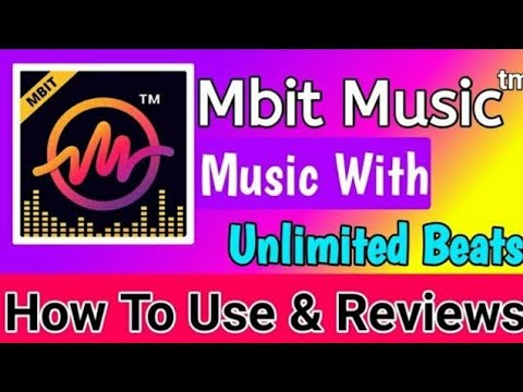How to use MBit Music App| Mbit App | Mbit Music App| Video Status Maker App