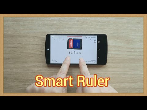 video review of Smart Ruler