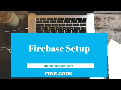 Tutorial-1 Add Firebase to Your Android Project in Telugu