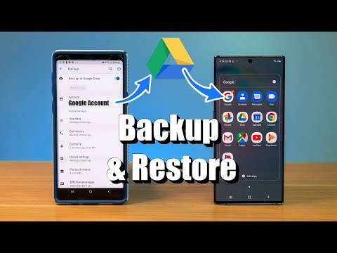 Google Account Backup & Restore for Android