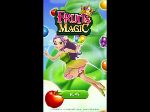 [Android] Fruits Magic Sweet Garden: Match 3 Puzzle - SUPERBOX.INC