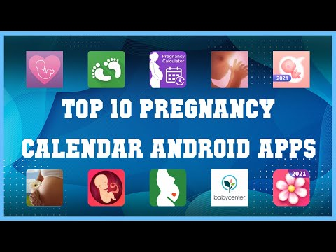 Top 10 Pregnancy Calendar Android App | Review