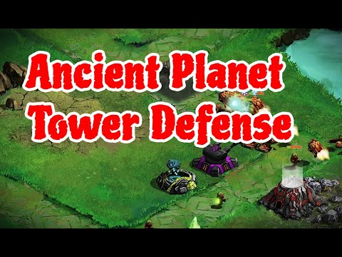Ancient Planet Tower Defense Offline No Commentary Gameplay Playthrough