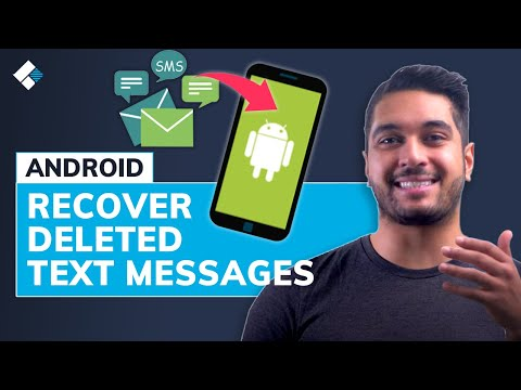 How to Recover Deleted Text Messages on Android? [3 Ways]
