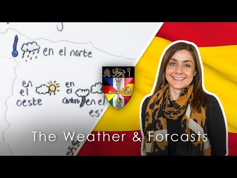 The Weather & Forecasts - Spanish Lesson