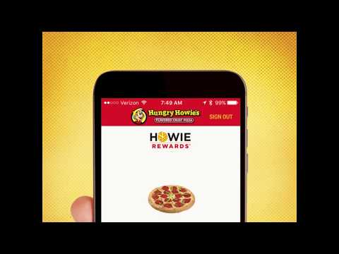 Hungry Howie's Pizza | Howie Rewards App