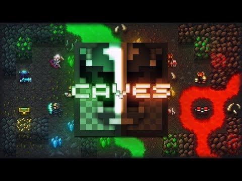 video review of Caves (Roguelike)