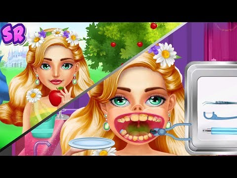Sweet Baby Girl Dentist Care Kids Game -Play Princess Tooth Dentist surgery Games for Kids
