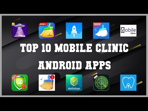 Top 10 Mobile Clinic Android App | Review