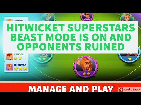 Hitwicket Superstars || New Cricket Strategy Game 2020