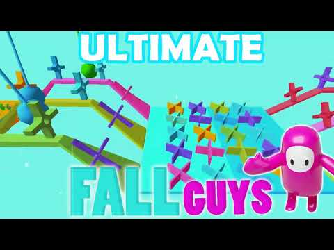 video review of Ultimate Fall Guys