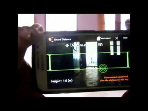 Smart Distance Android App Test