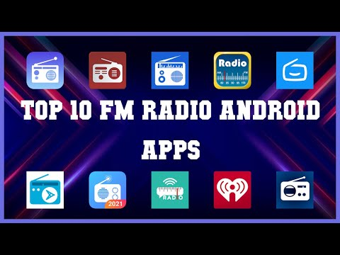 Top 10 FM Radio Android App | Review
