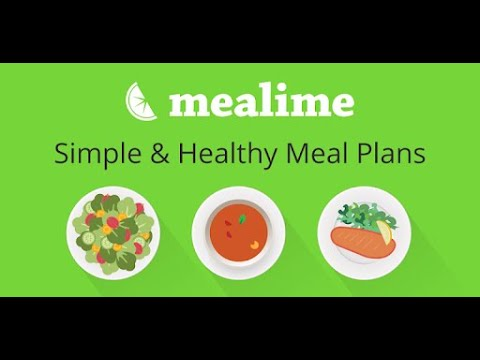 Meal planning  made easy with the Mealime app