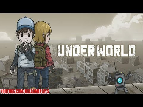 Underworld : The Shelter Android Gameplay