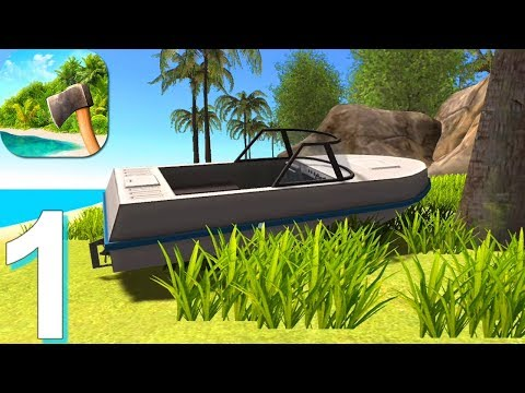 Ocean Is Home: Survival Island - Gameplay Walkthrough Part 1 (Android, iOS Game)