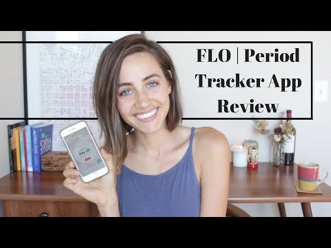FLO | Period Tracker App Review