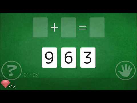 video review of Math Puzzle (Calculation, Brain Training Apps)