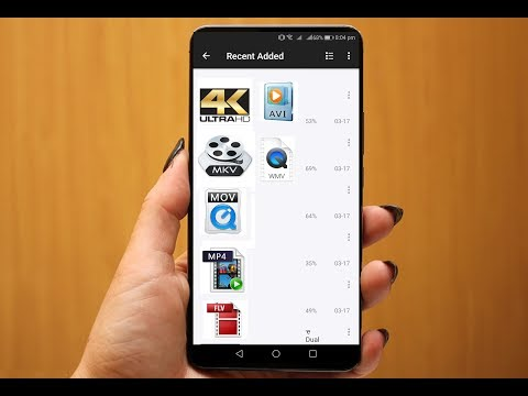 How to Play All Video Format File in Android Phone (4K, HD, mp4, mkv, avi, mov, 3gp, flv, wmv)
