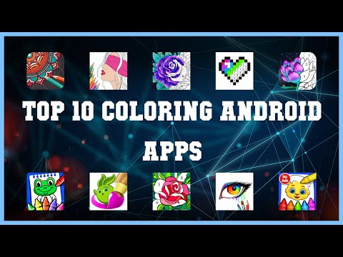 Top 10 Coloring Android App | Review