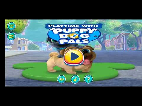 Puppy Dog Run World pals Game ( Android & iOS)