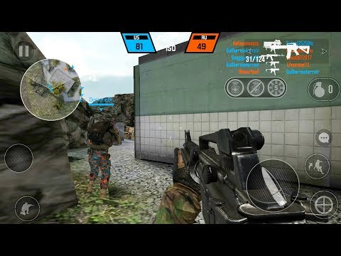 Bullet Force Android Gameplay #DroidCheatGaming