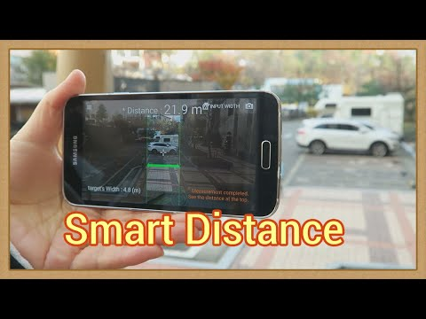 video review of Smart Distance