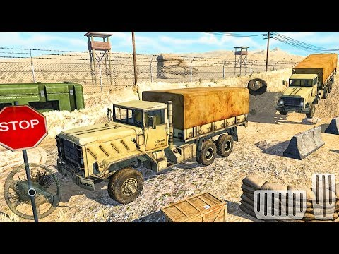 US Army Truck Pro: Army Transport - Best Android GamePlay