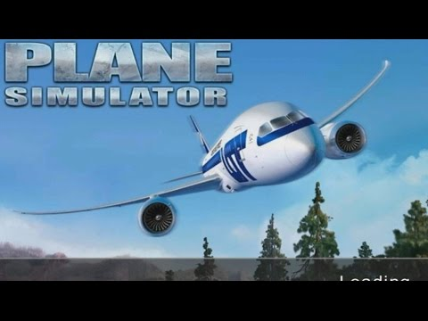Plane Simulator 3D - Android Gameplay HD